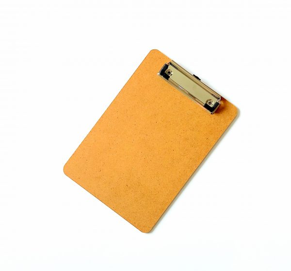 front clipboard