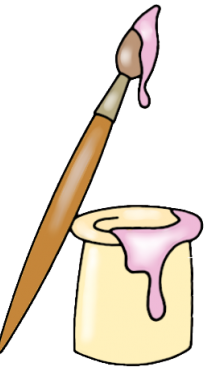 Paint and pot